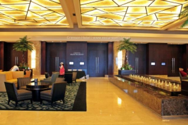 Review Crimson Hotel Filinvest City Excursionista